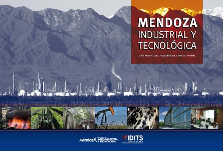 Libro de la Industria Mendoza 2012
