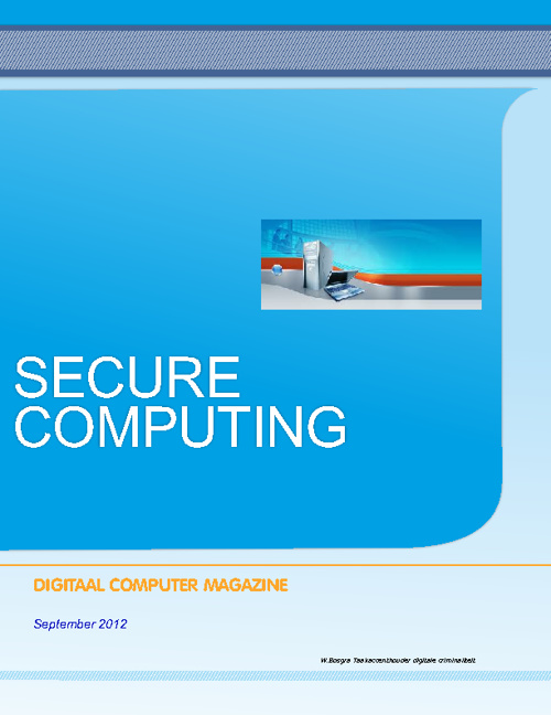 Secure Computing 9-2012