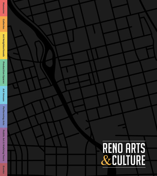 Reno Arts and Culture Booklet
