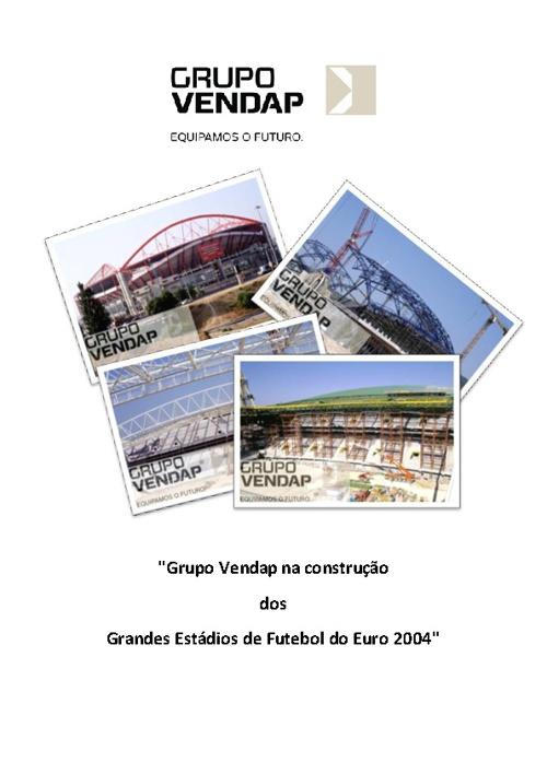 Grandes Obras \ Grandes Estádios Edição Nº1
