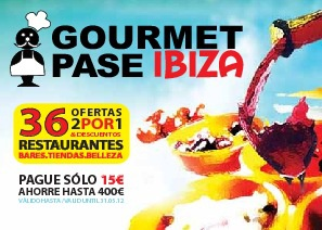 Gourmet Pase Ibiza