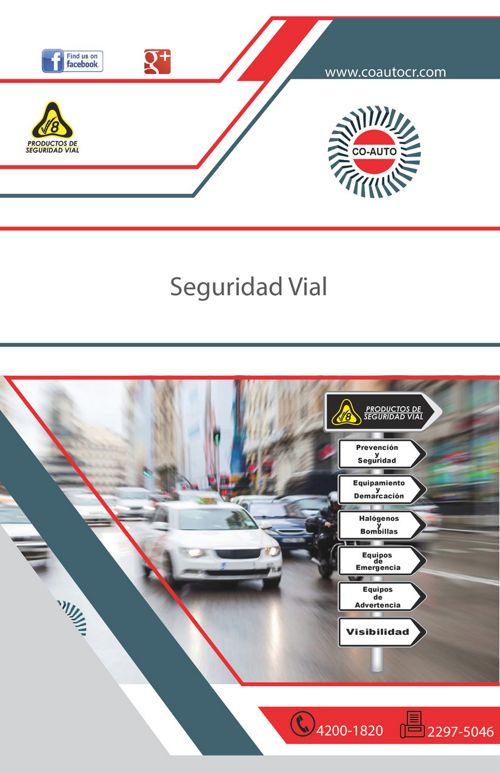 Catalogo Segurdidad Vial