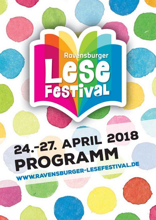 Ravensburger Lesefestival 2018