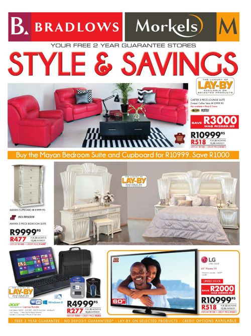 Style and Savings catalogue