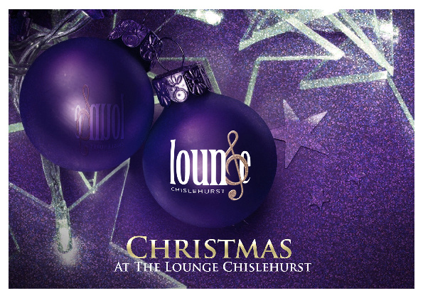 Christmas at The Lounge