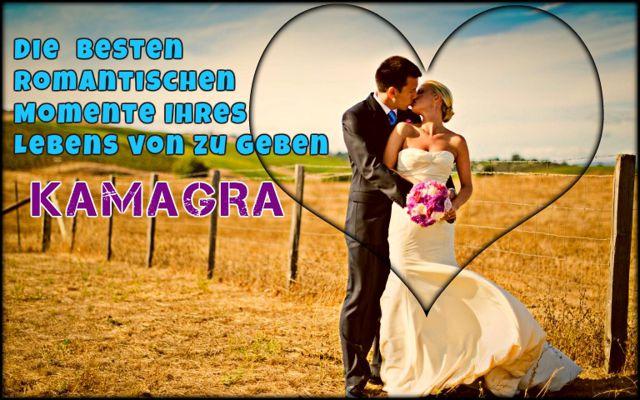 DIE BESTEN ROMANTISCHEN MOMENTE IHRES LEBENS VON KAMAGRA ZU GEBE