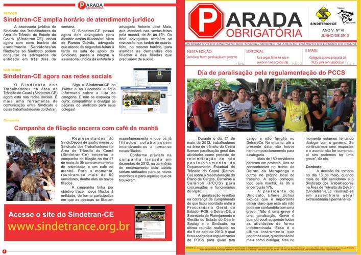 Parada Obrigatoria -  16
