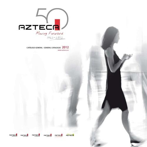 Azteca Katalógus 2012