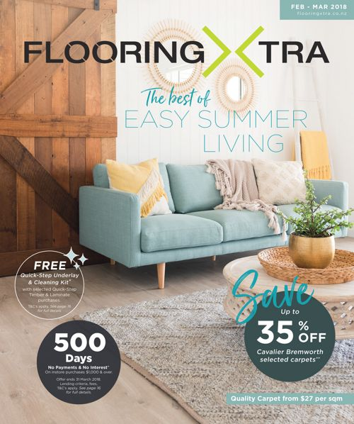 Flooring Xtra - March Catalogue