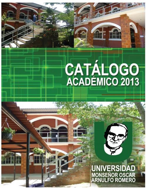Catàlogo acadèmico