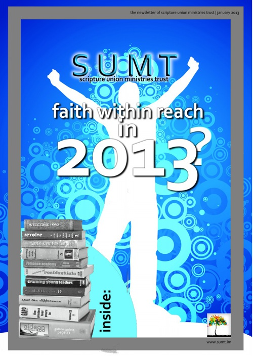 SUMT Newsletter January 2013