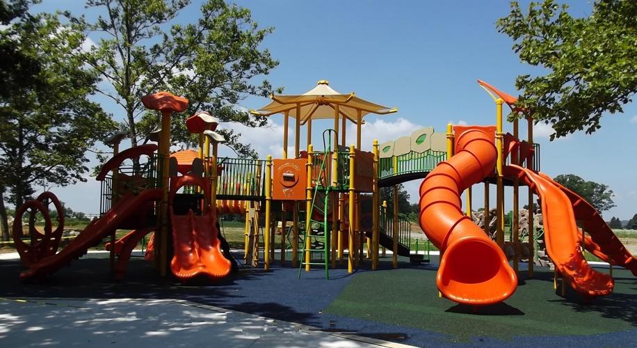 Grange Park Playground