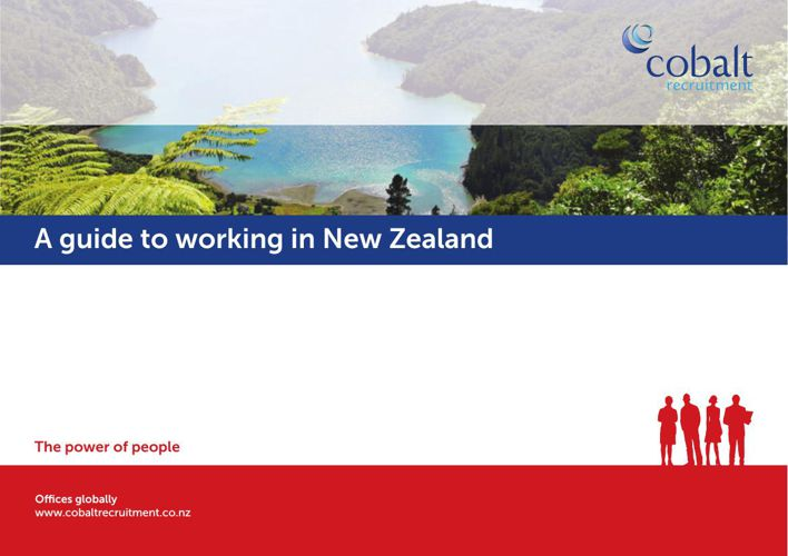 Working in New Zealand guide
