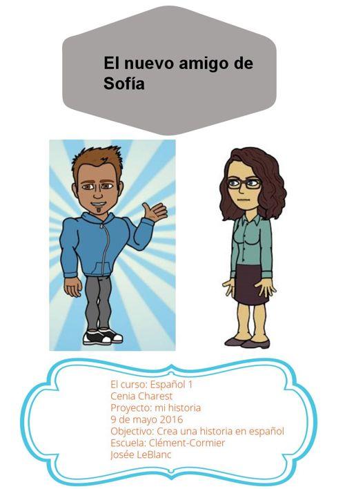 Mi historia: El nuevo amigo de Sofía