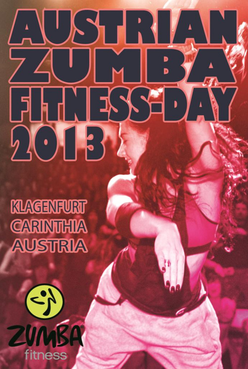 Austrian Zumba-Fitness-Day 2013