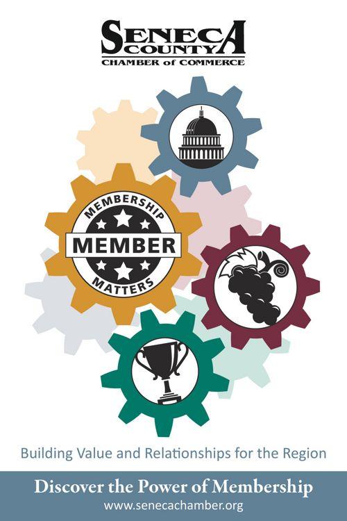 Seneca Chamber Membership Brochure