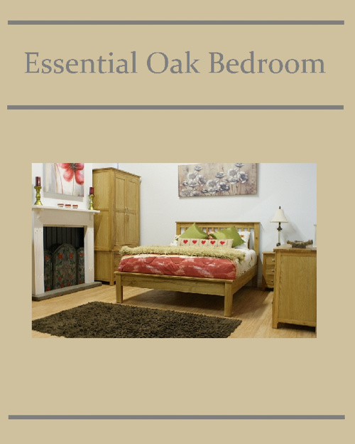 Essential Oak Bedroom