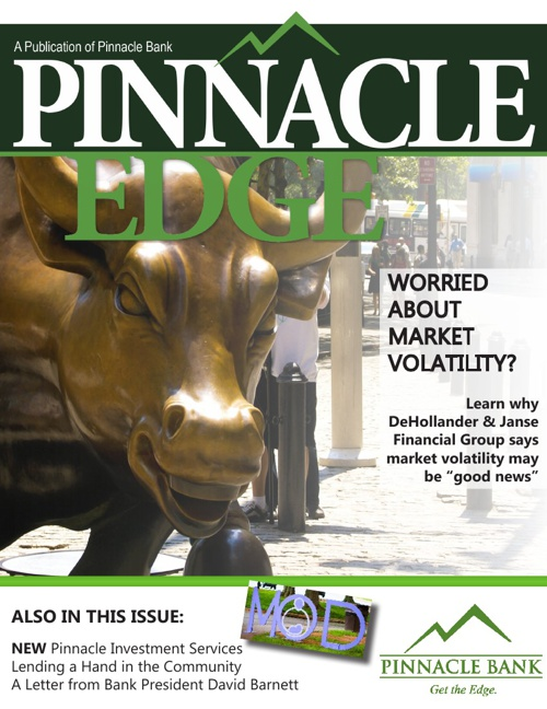 Pinnacle Edge Newsletter