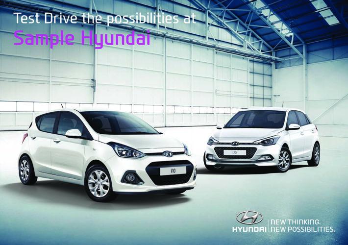 Hyundai P3 Mailer