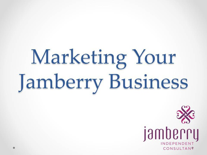 Content Marketing for Jamberry