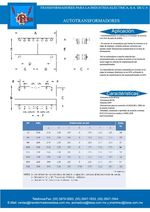 Autransformadores TIE, SA DE CV