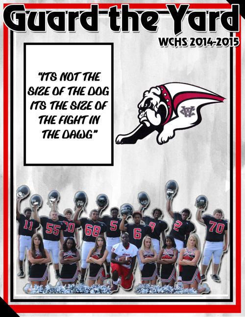 Wheeler County 2014 Football Program