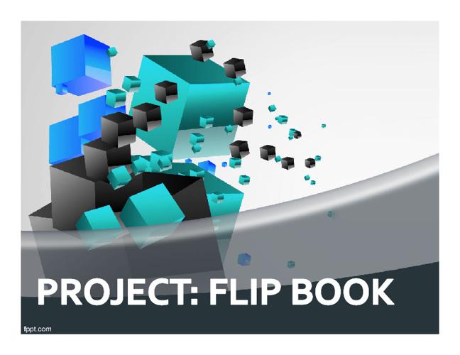 English II, Flip Book