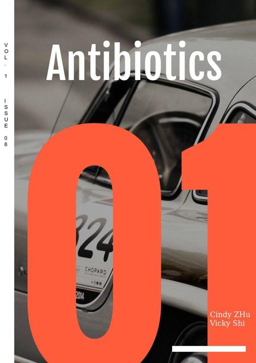 Cindy Z Vicky S Antibiotics.
