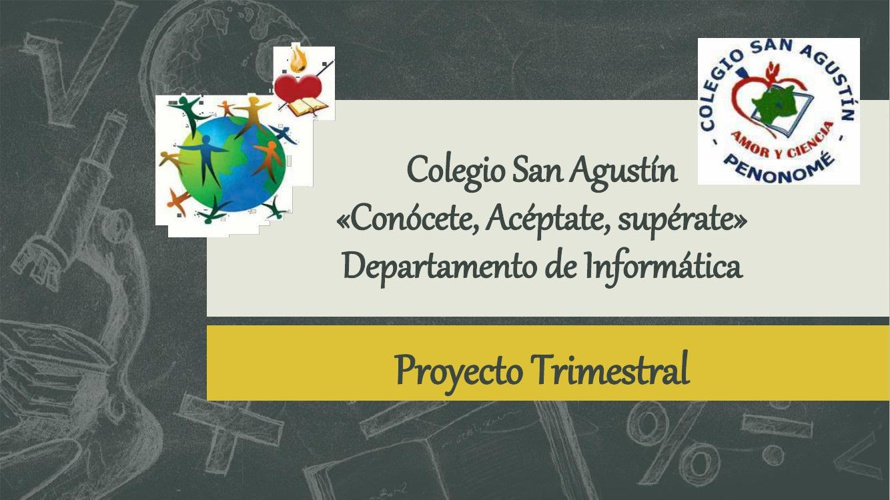 Proyecto Trimestral