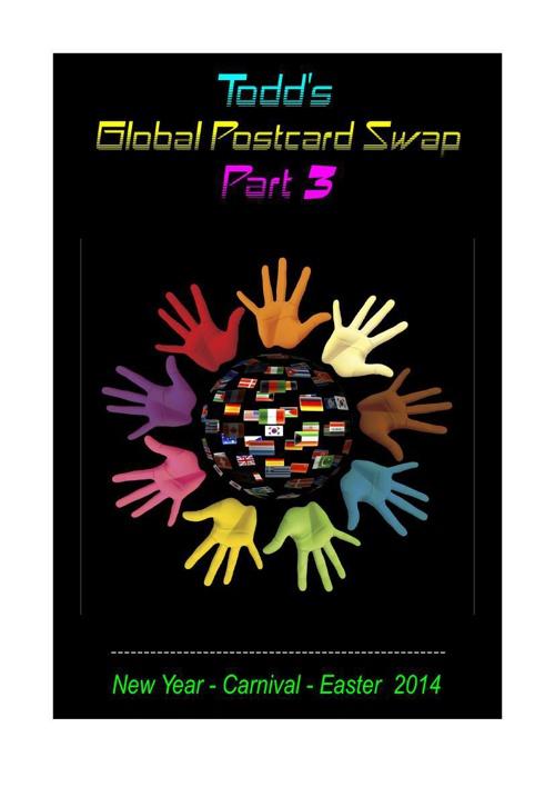 Todd's Postcard Swap 2014 (Part 3)