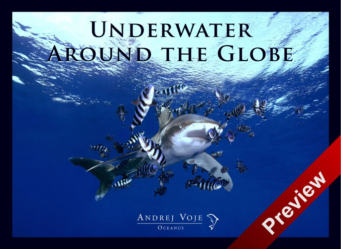 UNDERWATER AROUND THE GLOBE