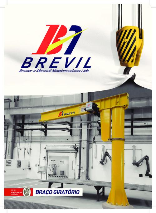 Brevil -  Braço Giratório