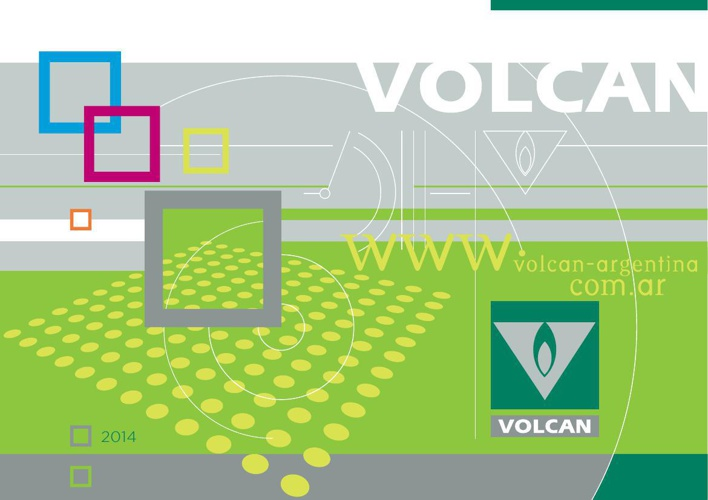 Catálogo Volcan