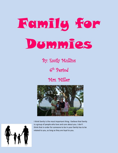 Family for Dummies