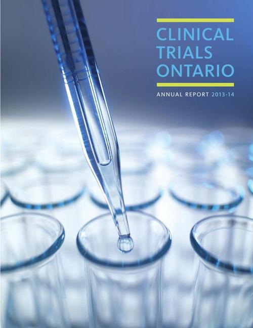 CTO Annual Report 2013-2014