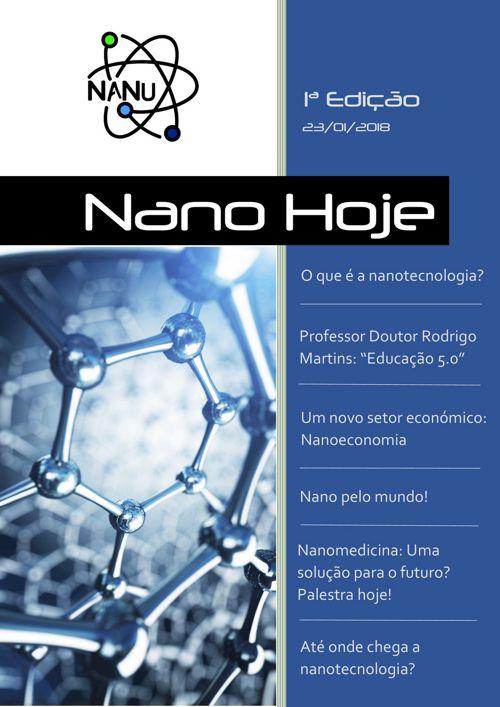 1ªedição- Nano hoje