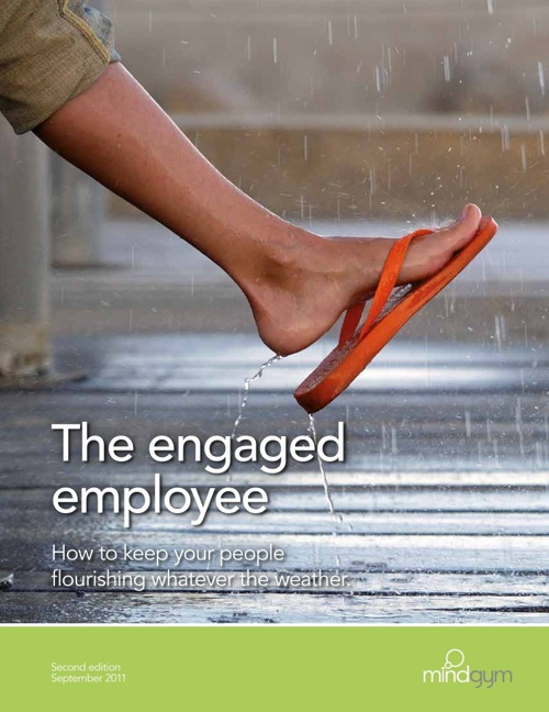 The engaged employee: how to keep your people flourishing [US]