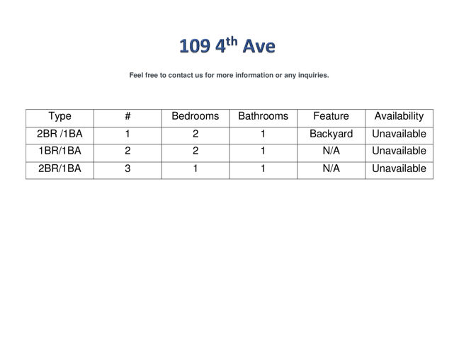 109 4th ave.docx