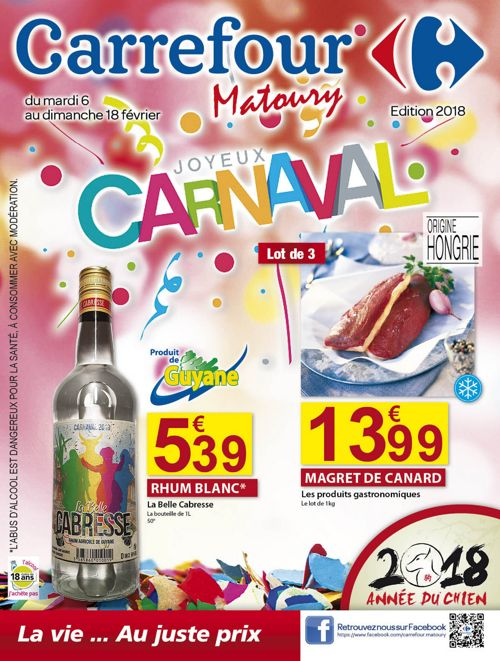 Carnaval carrefour