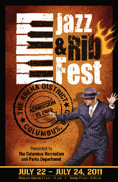 2011 Jazz and Rib Fest Program