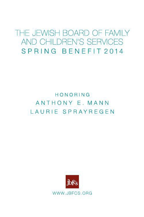 Spring Benefit 2014_Web Flip Book