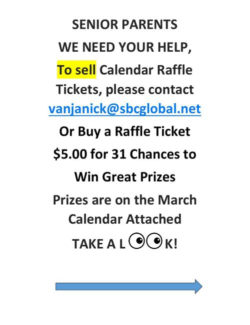 BEHS Grad Party 2015 Fundraising Information