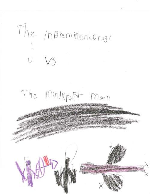 The Dragon vs the Mindcraft Man