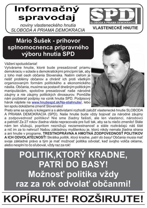 noviny SPD 2017