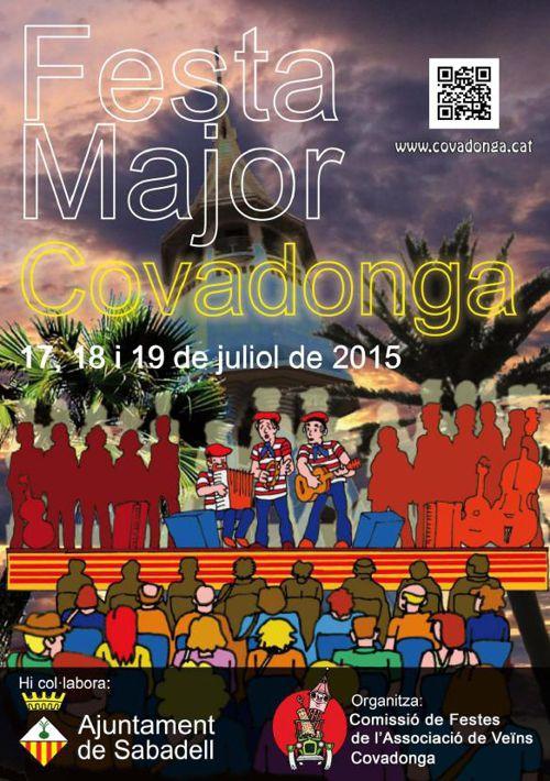 Butlletí Festa Major de Covadonga 2015