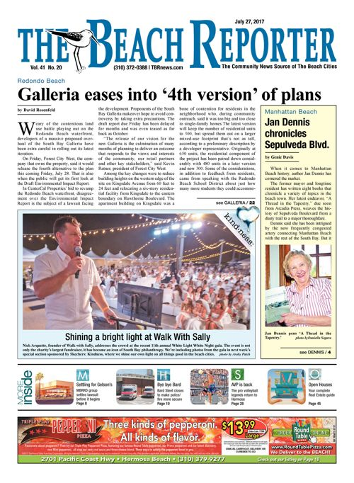 The Beach Reporter | July 27, 2017