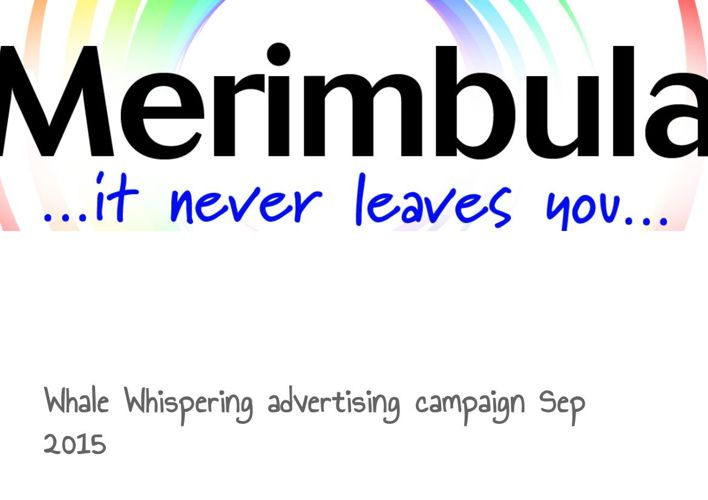 MERIMBULA TOURISM radio prize package for flip book Sep 2015