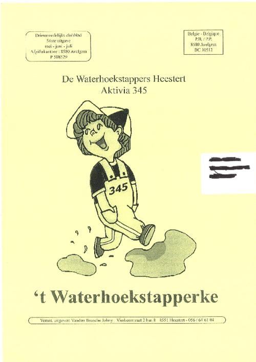 Waterhoekstapper