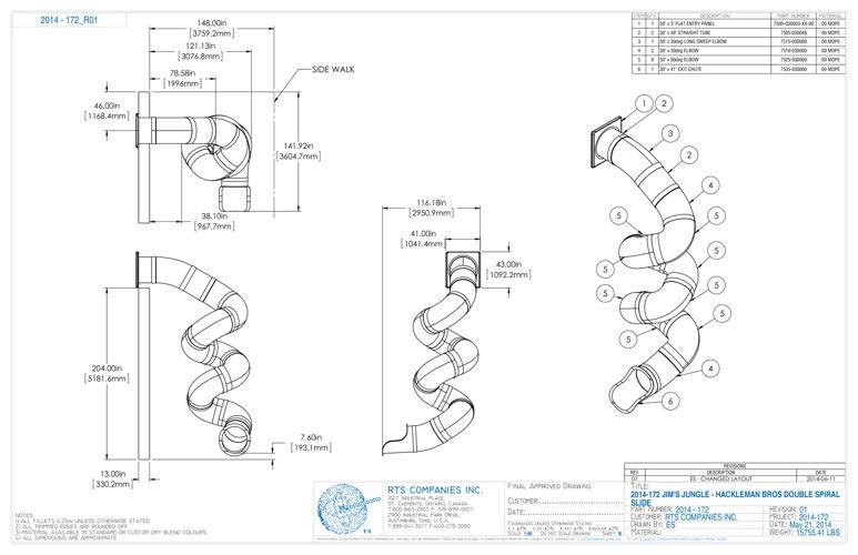 Spiral Slide Concepts
