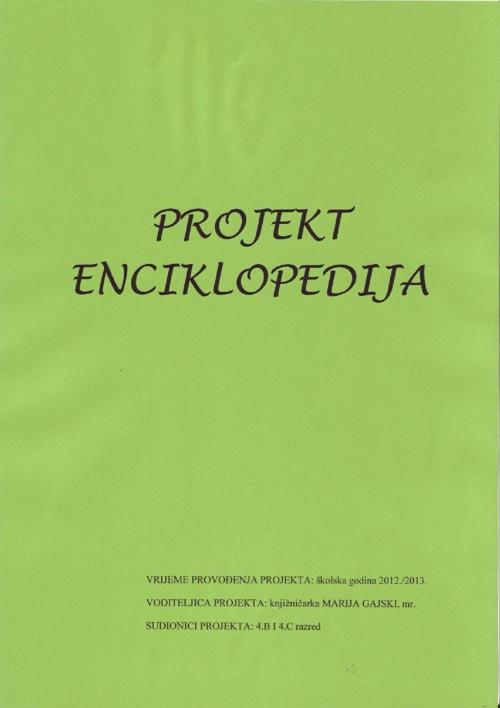 Enciklopedija